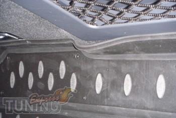 Ковер в багажник Фольксваген Фаэтон (автомобильный коврик багажн