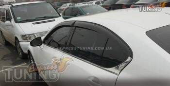 дефлекторы окон Lexus GS 4