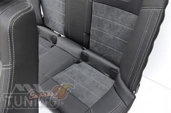 Чехлы для БМВ Х1 Е84 (авточехлы на сидения BMW X1 E84)