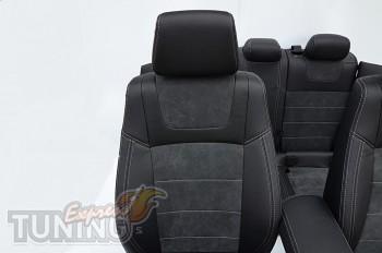 авточехлы в салон BMW X1 E84