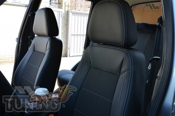 Чехлы Шевроле Нива (авточехлы на сиденья Chevrolet Niva)