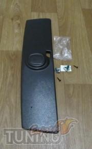 Купить крышку на решетку радиатора Фиат Добло 1 (накладка передн