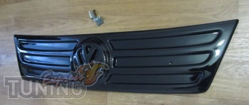 Купить заглушку решетки радиатора Фольксваген Кадди (зимняя реше