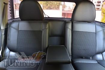 авточехлы на сиденья Mitsubishi Pajero Sport 1
