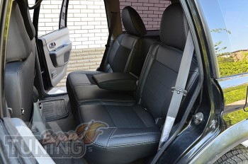 купить Чехлы Mitsubishi Pajero Sport 1