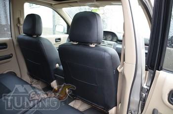 Чехлы в салон Ниссан Х-Трейл Т30 (авточехлы на сидения Nissan X-