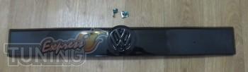 Зимняя заглушка решетки радиатора Фольксваген Транспортер Т4 дор