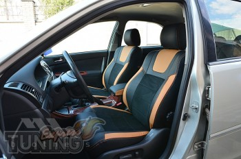 Чехлы Toyota Camry V30