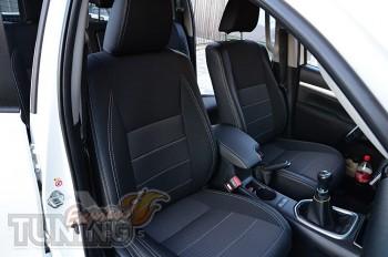 Чехлы Toyota Hilux 8