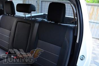 Чехлы для Toyota Hilux 8