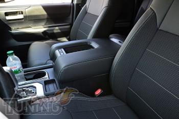 заказать Чехлы Тойота Тундра 3 (авточехлы на сидения Toyota Tund