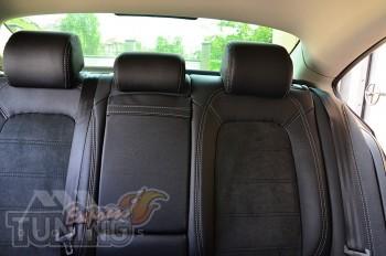купить Чехлы Volkswagen Passat CC (авточехлы на сиденья Фольксва