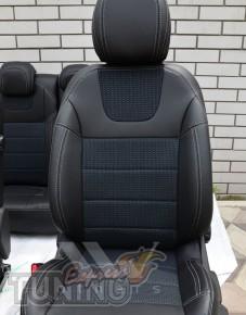 купить Чехлы Ситроен С4 ДС4 (авточехлы на сиденья Citroen C4 DS4