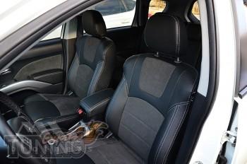 Чехлы сидений Mitsubishi Outlander XL