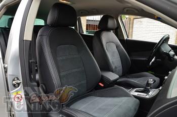 Чехлы Volkswagen Passat B6 (авточехлы на сидения Фольксваген Пас
