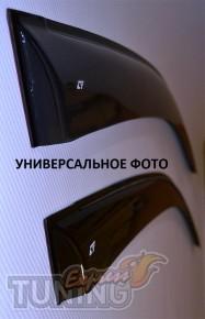 Ветровики Ситроен С3 хэтчбек (дефлекторы окон Citroen C3 DS3 3D)