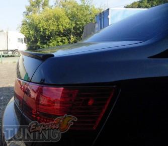 Накладка на крышку багажника Hyundai Sonata 5 NF (фото)