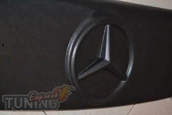 Матовая зимняя накладка на решетку для Мерседес Спринтер W906 (к