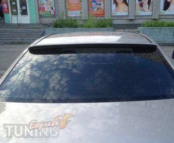 найти спойлер на заднее стекло Hyundai Sonata 5 NF