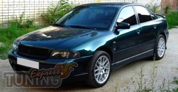 Купить реснички на фары Audi A4 B5 (Киев ,Украина)