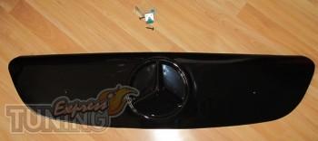 Оригинальная заглушка решетки радиатора на Мерседес Вито 639 фот