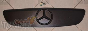 Зимняя накладка на решетку радиатора для Мерседес Вито 639 (накл