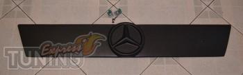 Купить переднюю накладку на решетку радиатора на Mercedes Vito W