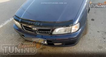мухобойка на капот Nissan Maxima QX A32