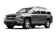 Chevrolet Trailblazer 1 (2006-2012)