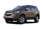Chevrolet Trailblazer 2 (2012-)