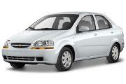 Chevrolet Aveo T200 (2002-2006)