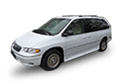 Chrysler Town & Country (1996-2002)