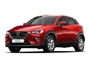 Mazda CX-3 (2014-)