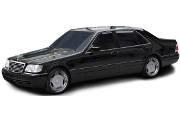 Mercedes S-class W140 (1991-1998)