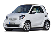 Mercedes Smart Fortwo (2014-)