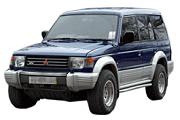 Mitsubishi Pajero Wagon 2 (1991-1999)