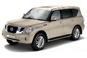 Nissan Patrol Y62 (2010-)