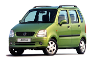 Agila (2000-2007)