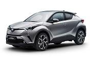 Toyota C-HR (2016-)