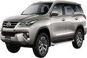 Toyota Fortuner 2 (2017-)