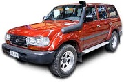Toyota Land Cruiser 80 (1989-1998)