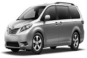 Toyota Sienna 3 (2010-2018)