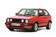 Volkswagen Golf 2 (1983-1991)