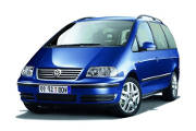 Volkswagen Sharan (2001-2009)