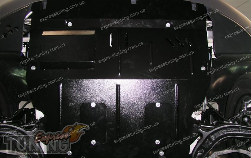 Защита картера двигателя на фольксваген транспортер т5 выбор муфты ленточного конвейера