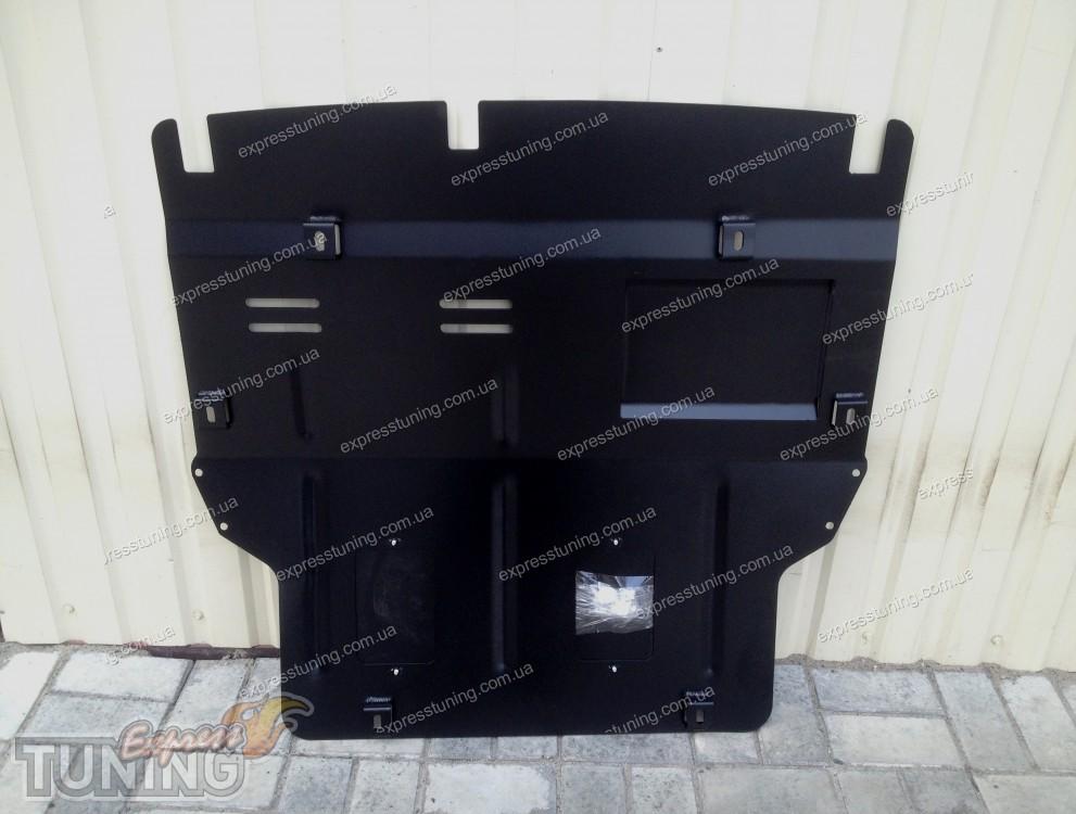 Защита картера двигателя на фольксваген транспортер т5 автоматический рольганг