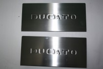 Накладки на внутренние пороги Fiat Ducato 3