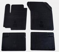 Резиновые коврики Сузуки Sx4 (коврики в салон Suzuki SX4)