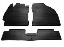 Резиновые коврики Тойота Королла 10 (коврики в салон Toyota Corolla X)