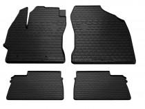 Резиновые коврики Toyota Corolla 11 (автомобильные коврики Тойота Королла 11)